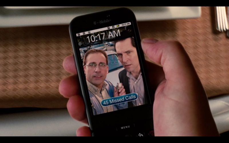 T-Mobile Phone – Dinner for Schmucks (2010)