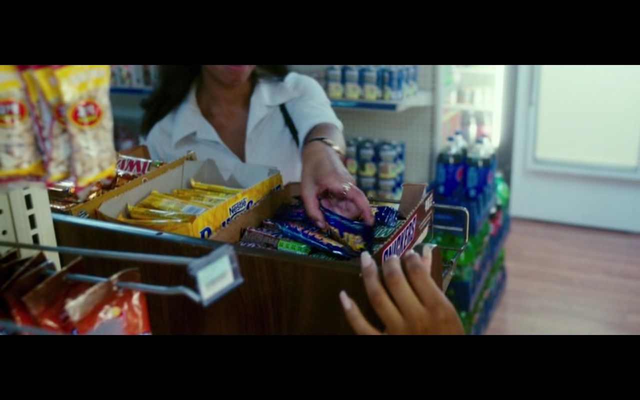 TWIX, Nestle and Snickers Chocolates - The Purge: Election Year (2016) Movie Product Placement
