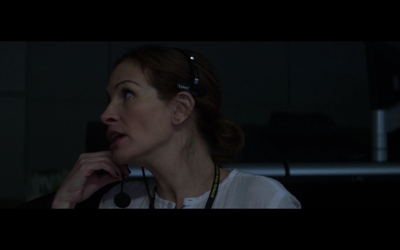 Telex Headsets – Money Monster (2016) Movie Product Placement