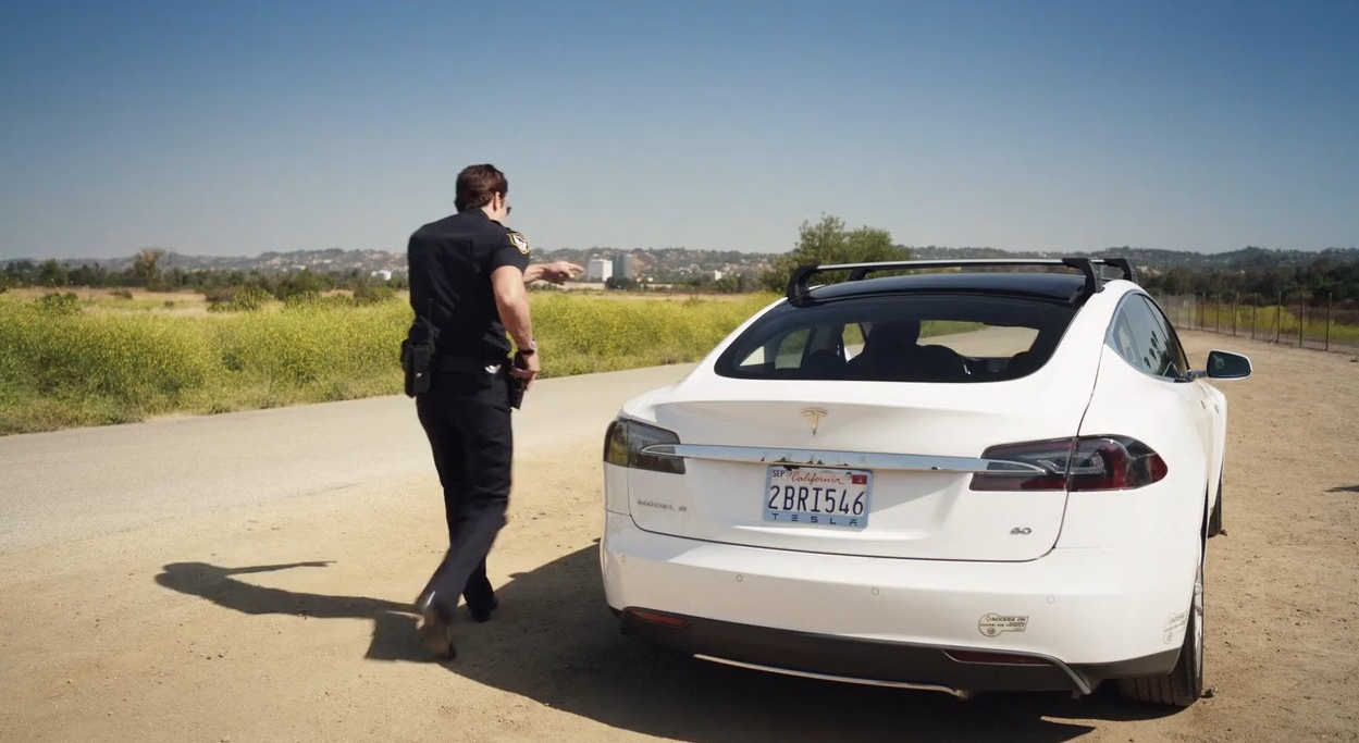 Tesla - Con Man TV Show Product Placement