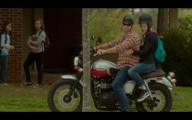 Triumph Motorcycle – The Boss (2016)