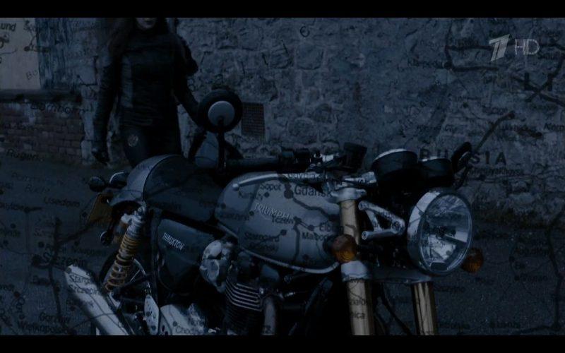 Triumph Motorcycle – Sherlock (1)