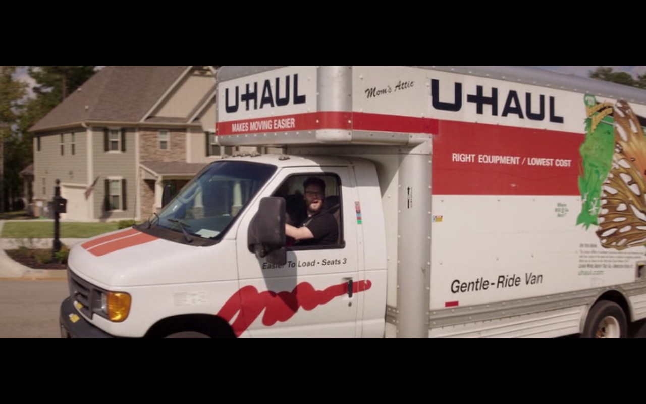 U-Haul – Neighbors 2: Sorority Rising (2016) Movie Product Placement