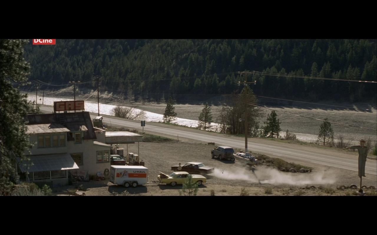 U-Haul Car Rentals - The Pledge (2001) - Movie Product Placement