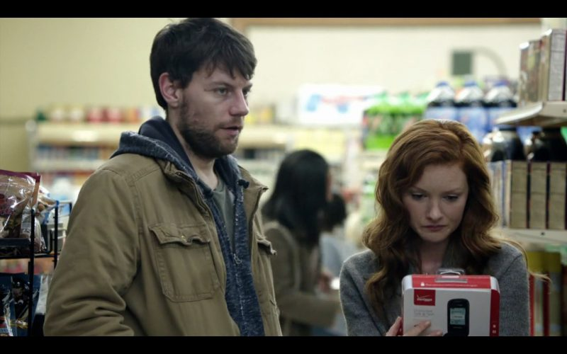 Verizon - Outcast TV Show Product Placement