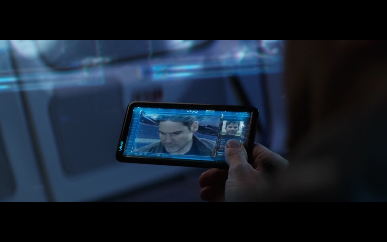 Vivo Smartphones – Captain America: Civil War (2016) - Movie Product Placement