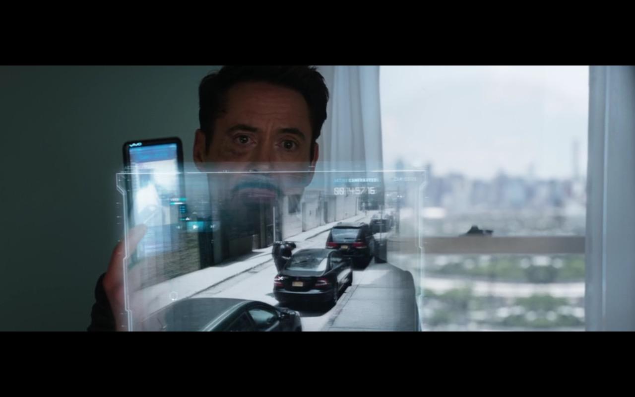 Vivo Smartphones – Captain America: Civil War (2016) Movie