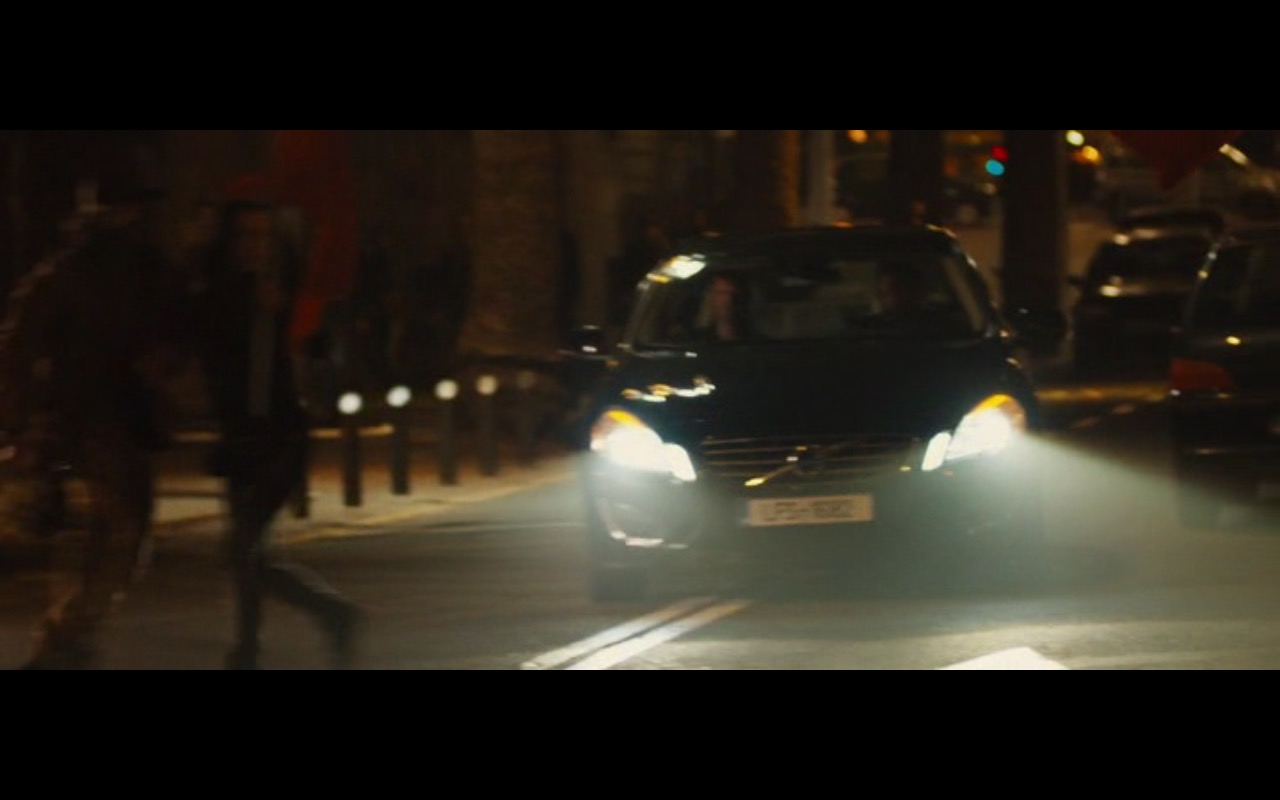 Volvo S60 – Jason Bourne (2016) Movie Product Placement