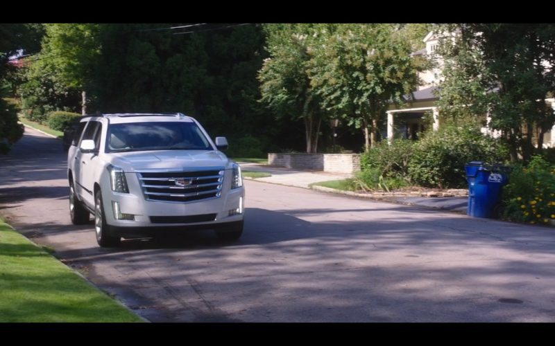 White Cadillac Escalade – Mother's Day (1)