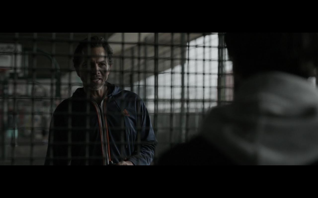 Adidas Jacket - Doctor Strange (2016) - Movie Product Placement