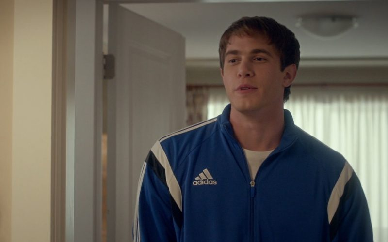 Adidas Men's Jacket – The Edge of Seventeen (2016)