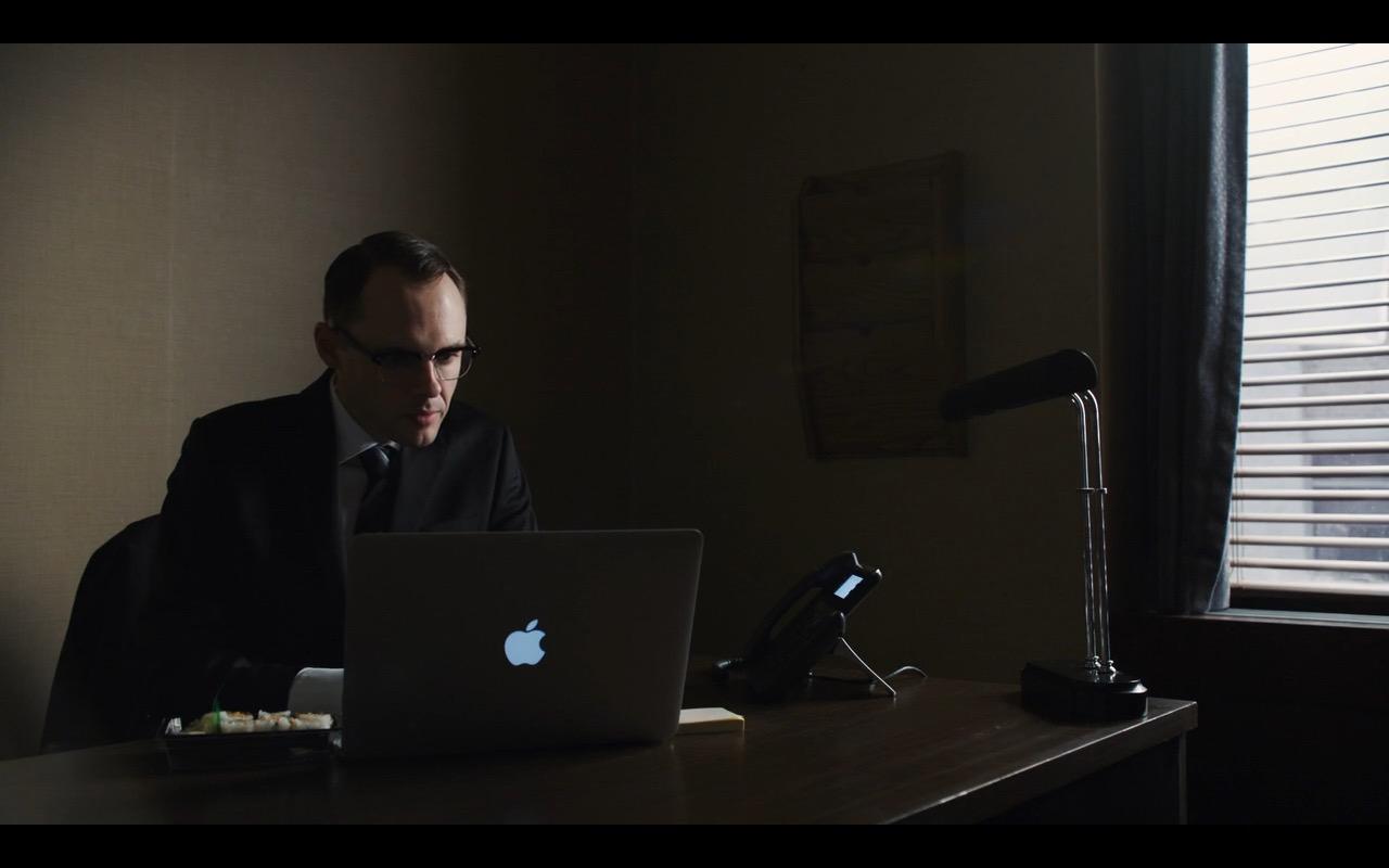 Apple MacBook Laptop - Billions TV Show Product Placement