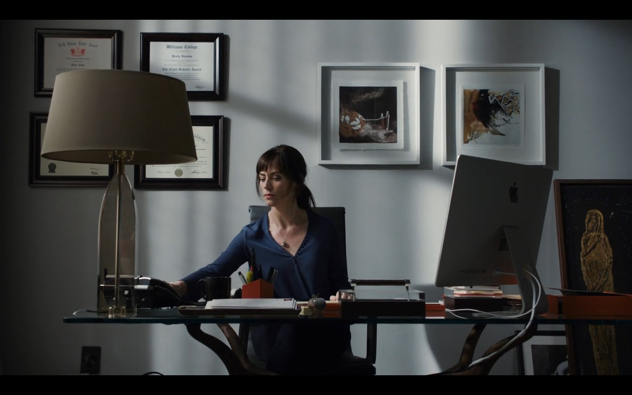 Apple iMac Computer - Billions - TV Show Product Placement