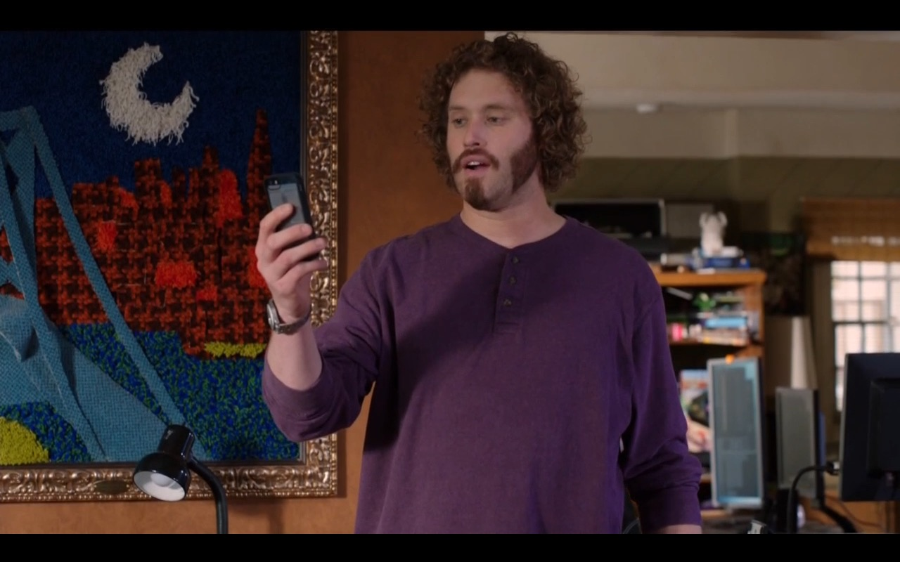 Apple iPhone 5/5S - Silicon Valley TV Show  Product Placement Review