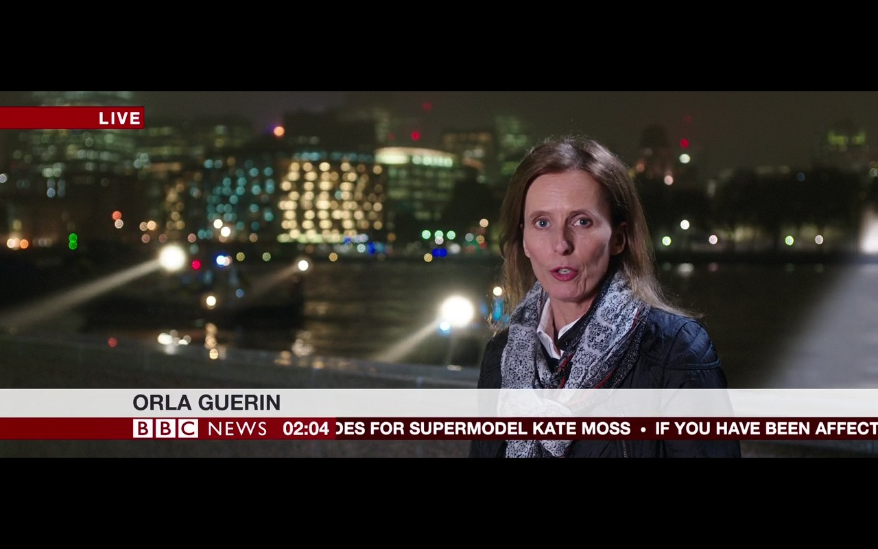 BBC News - Absolutely Fabulous: The Movie (2016) - Movie Product Placement