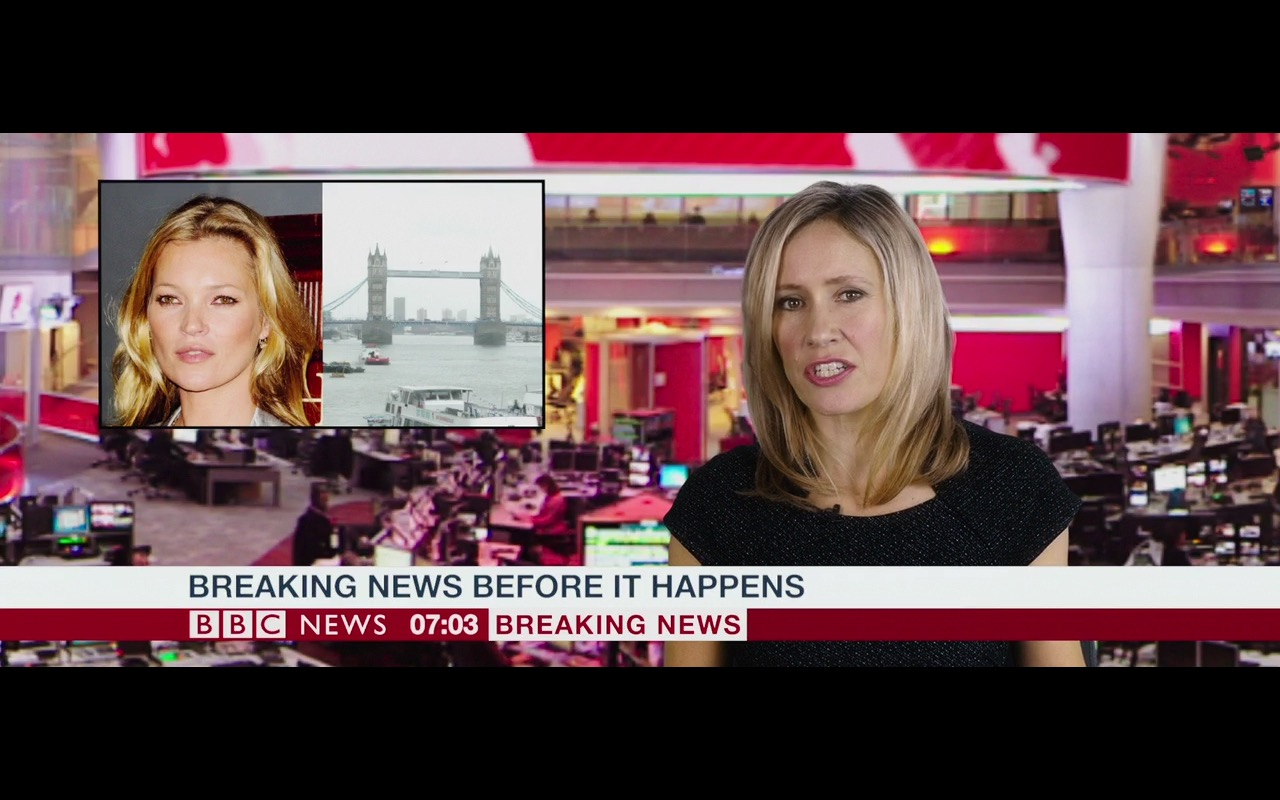 BBC News - Absolutely Fabulous: The Movie (2016) Movie Product Placement