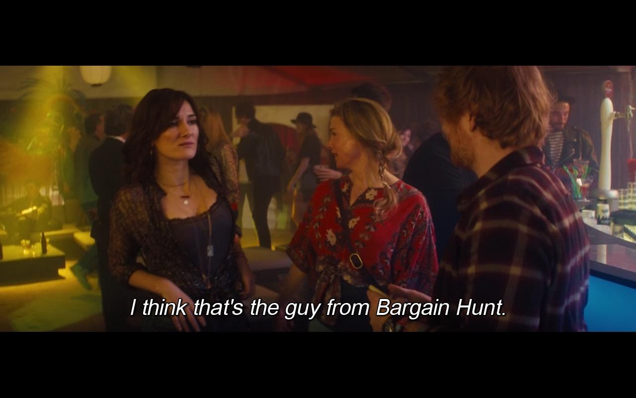 Bargain Hunt - Bridget Jones's Baby (2016) Movie Product Placement