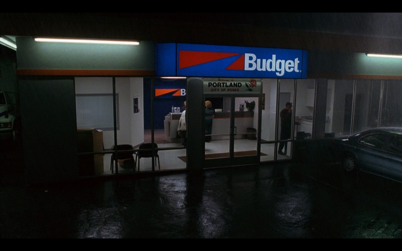 Budget – Zero Effect (1998) Movie Product Placement