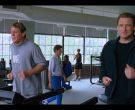 DKNY, Life Fitness And Nike Shorts – Zero Effect (1998)