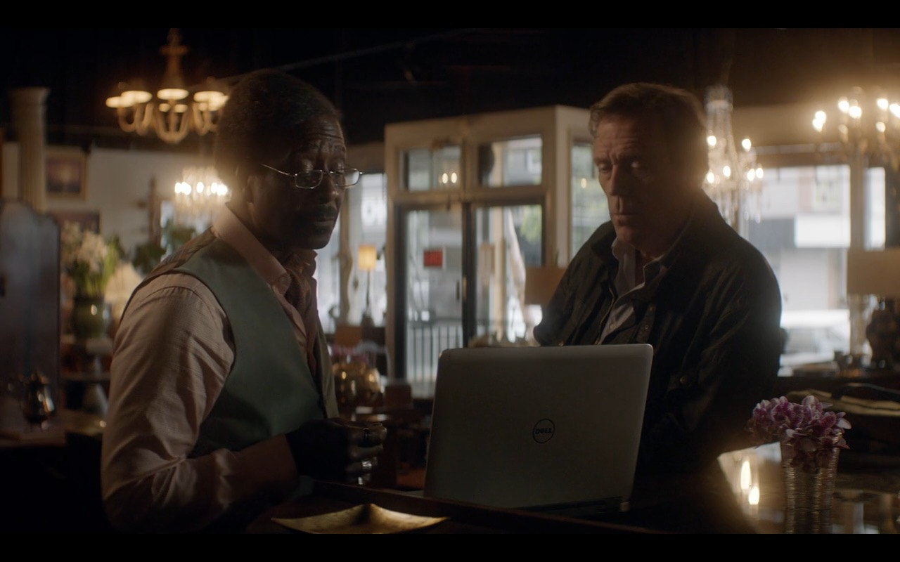 Dell Notebook - Chance TV Show Product Placement