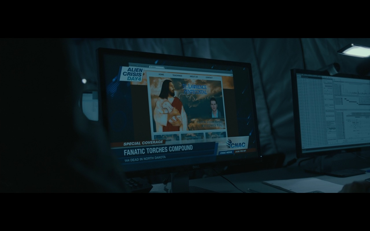 Dell Notebooks - Arrival (2016) Movie Product Placement