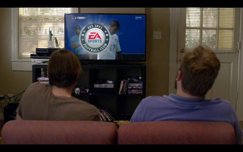 EA SPORTS FIFA - Orange is the New Black TV Show Product Placement
