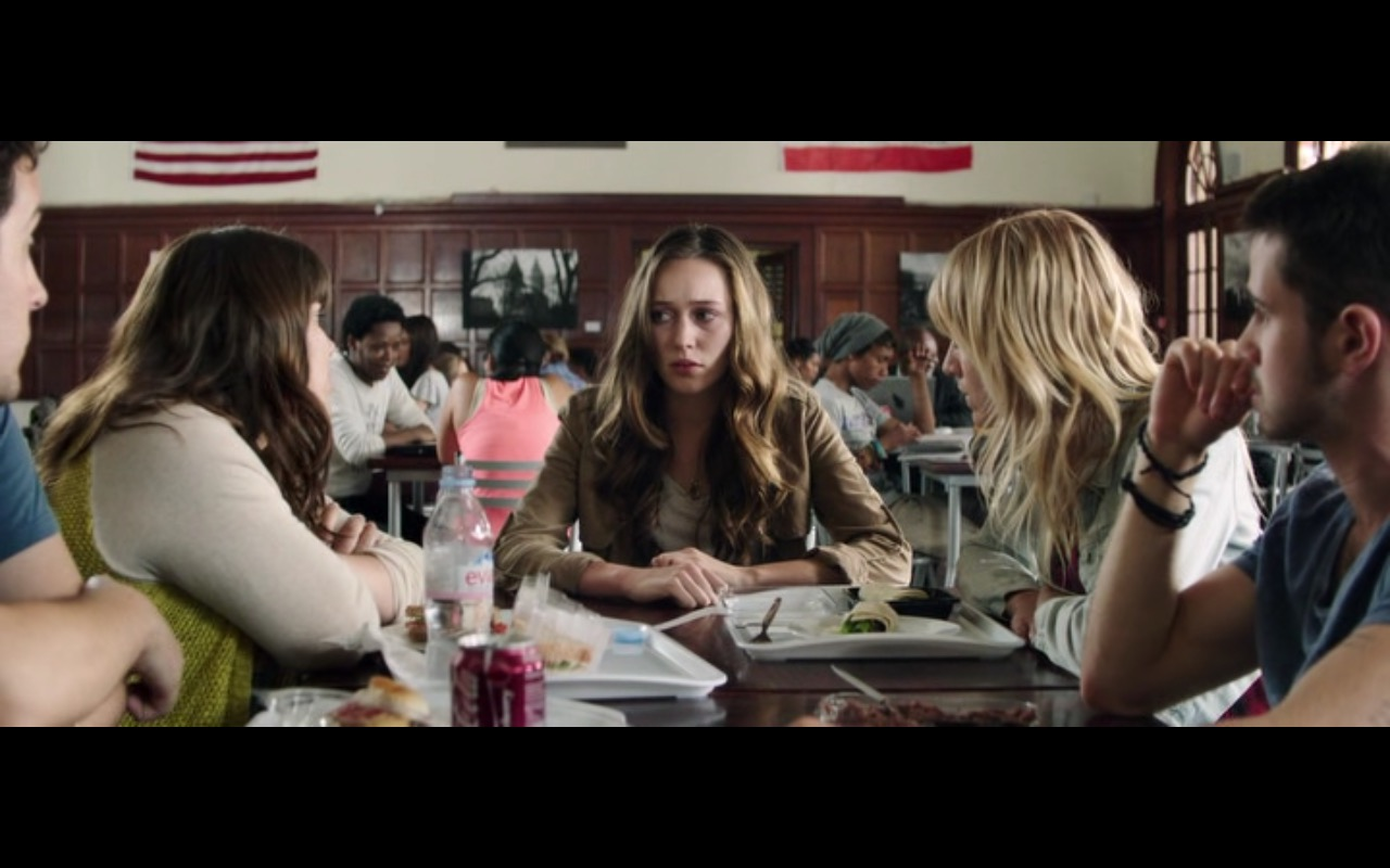 Evian And Coca-Cola - Friend Request (2016) - Movie Product Placement