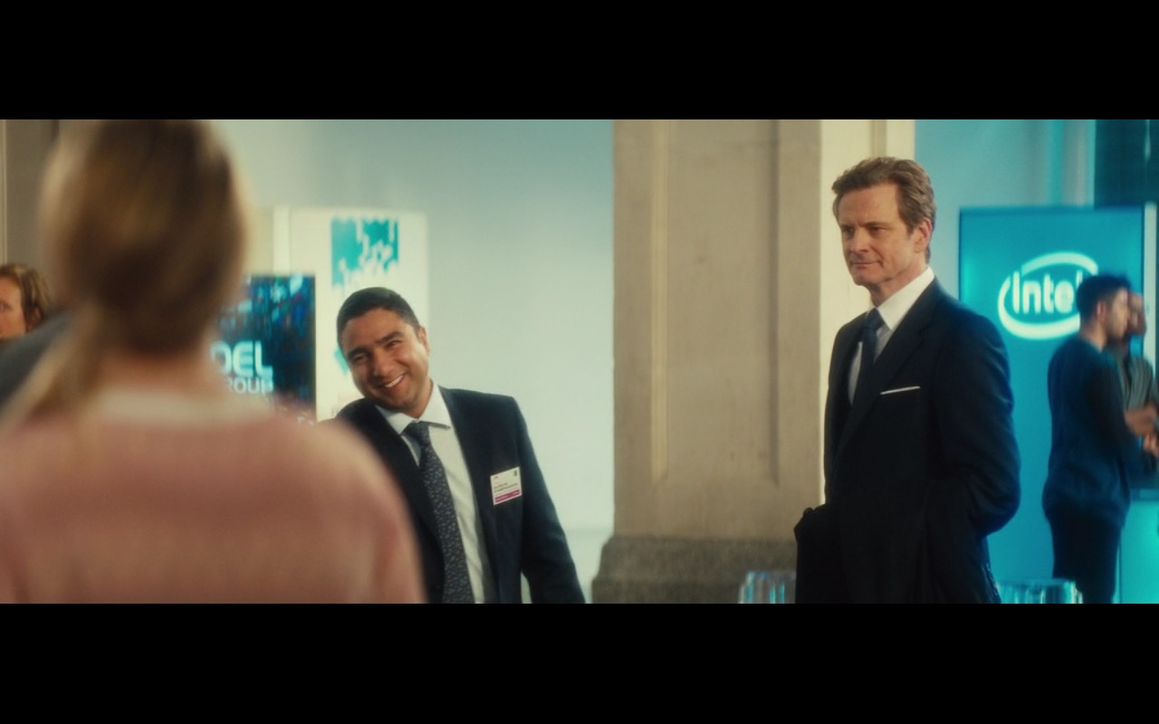 Intel - Bridget Jones's Baby (2016) Movie Product Placement