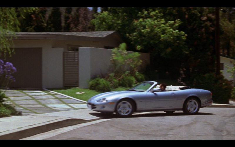 Jaguar XK8 (1)