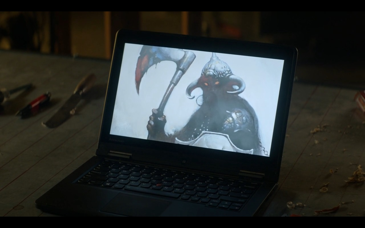 Lenovo Laptop - Chance - TV Show Product Placement