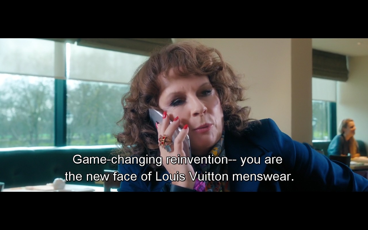 Louis Vuitton – Absolutely Fabulous: The Movie (2016) Movie Product Placement