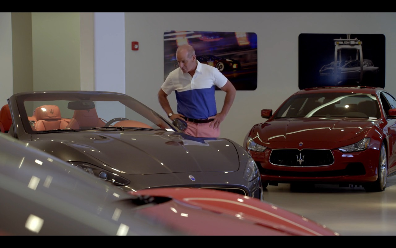 Maserati Cars – Orange is the New Black TV Show Product Placement