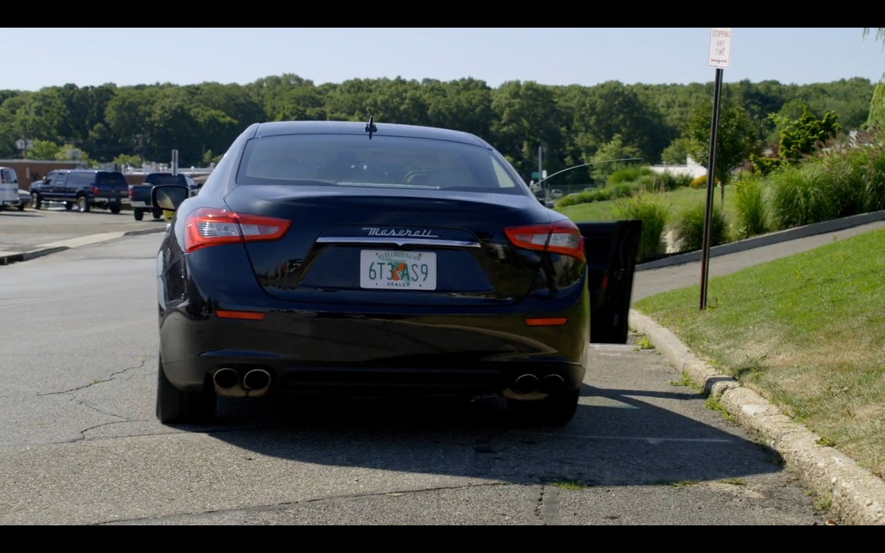 Maserati Ghibli – Orange is the New Black TV Show Product Placement