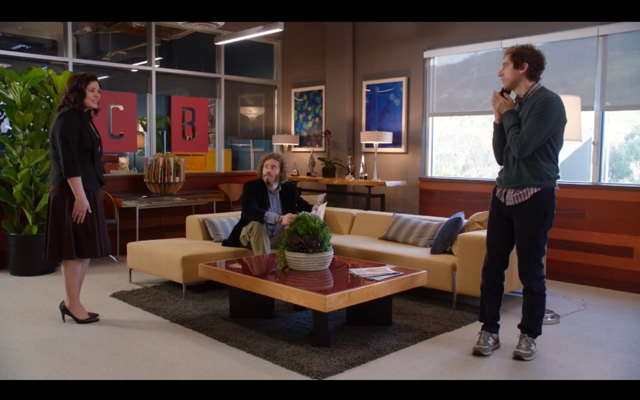 New Balance Sneakers – Silicon Valley - TV Show Product Placement