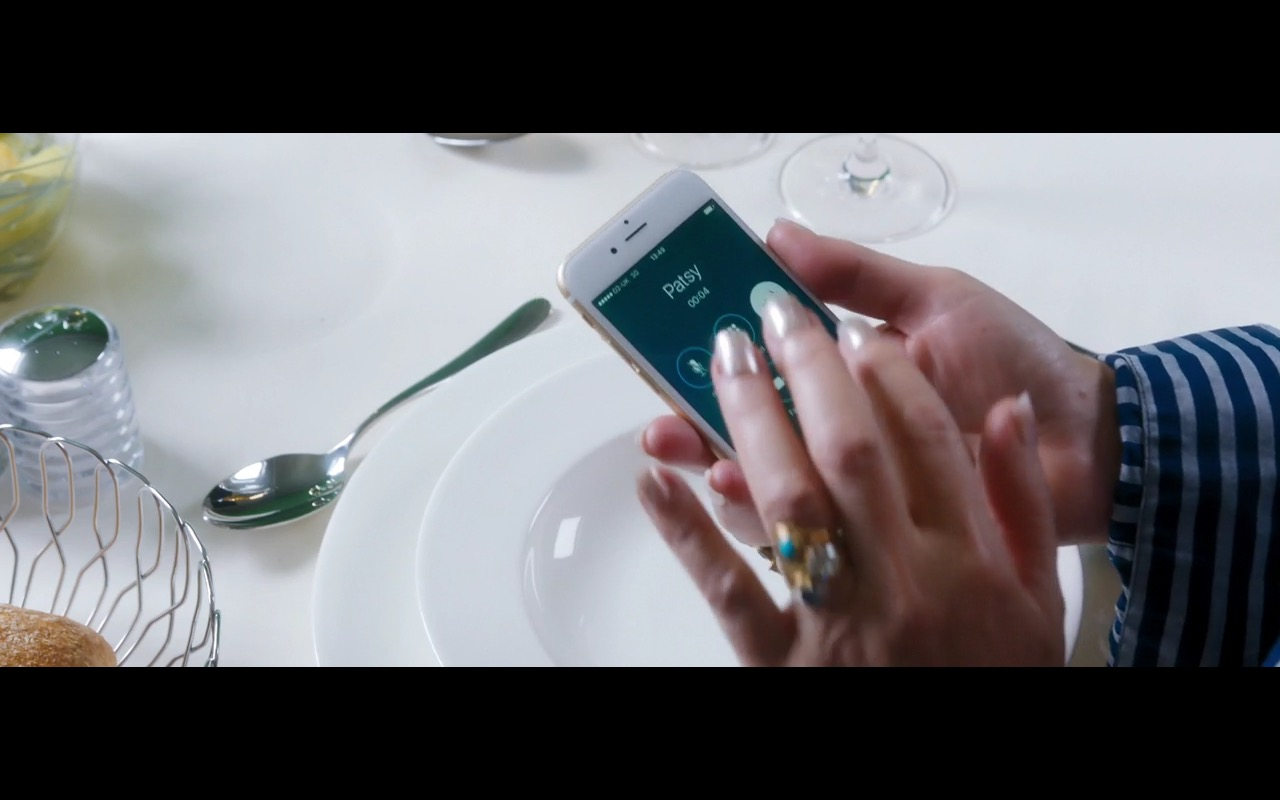 O2 UK – Absolutely Fabulous: The Movie (2016) Movie Product Placement
