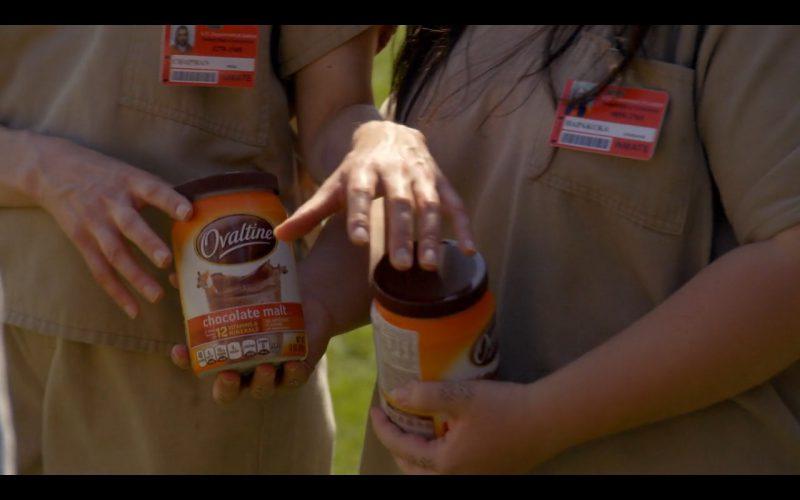 Ovaltine – Orange is the New Black