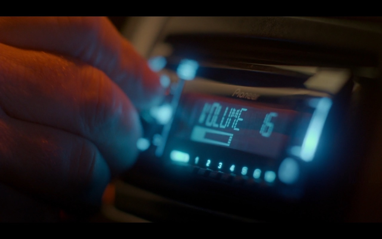Pioneer Car Audio – The Edge of Seventeen (2016) Movie Product Placement