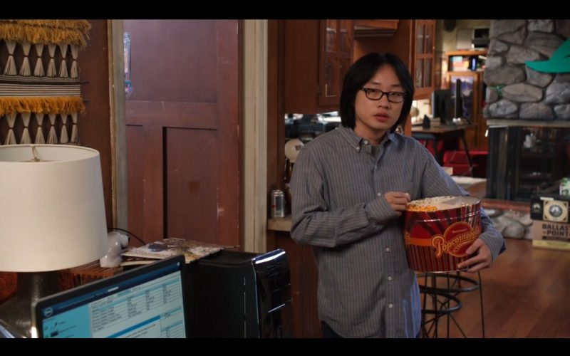 Popcornopolis - Silicon Valley TV Show Product Placement