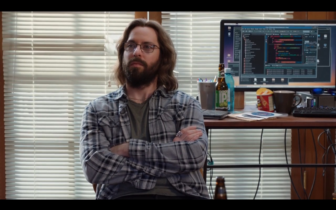 Pringles - Silicon Valley - TV Show Product Placement