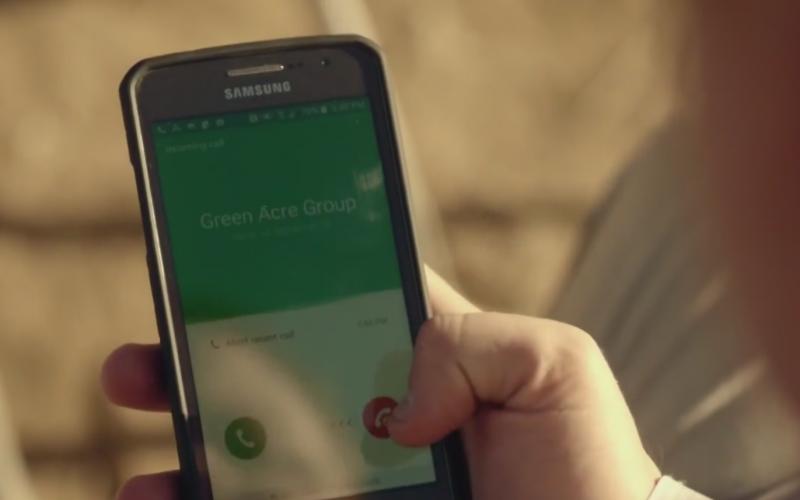 Samsung Smartphone – Preacher
