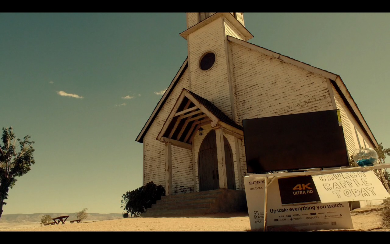 Sony TV - Preacher - TV Show Product Placement