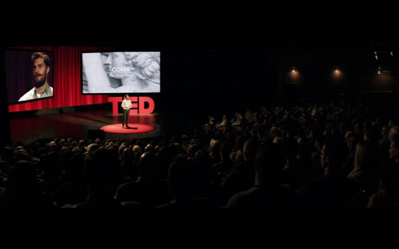 TED (conference) – The 9th Life of Louis Drax (2016)