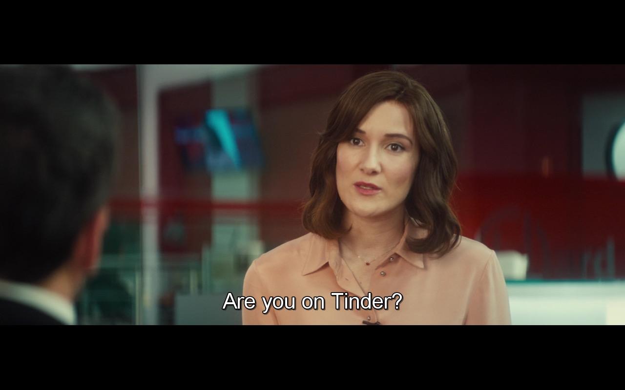 Tinder Bridget Jones S Baby 2016