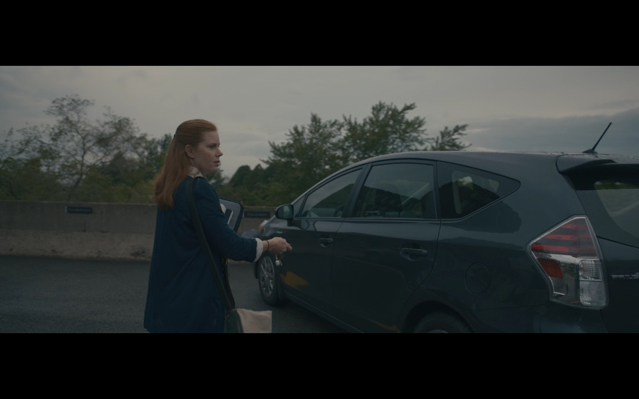 Toyota Prius – Arrival (2016) Movie Product Placement