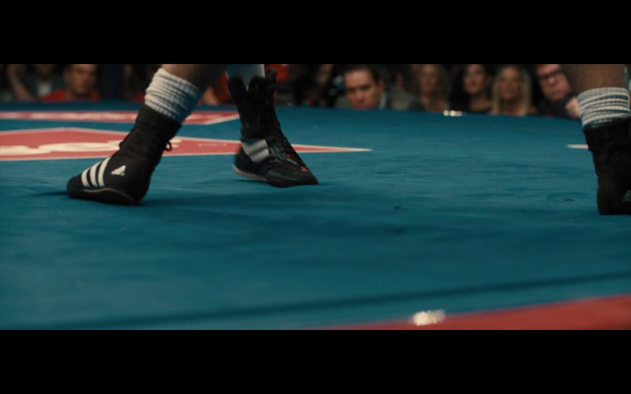 Adidas Boxing Shoes - Bleed for This (2016) Movie Product Placement