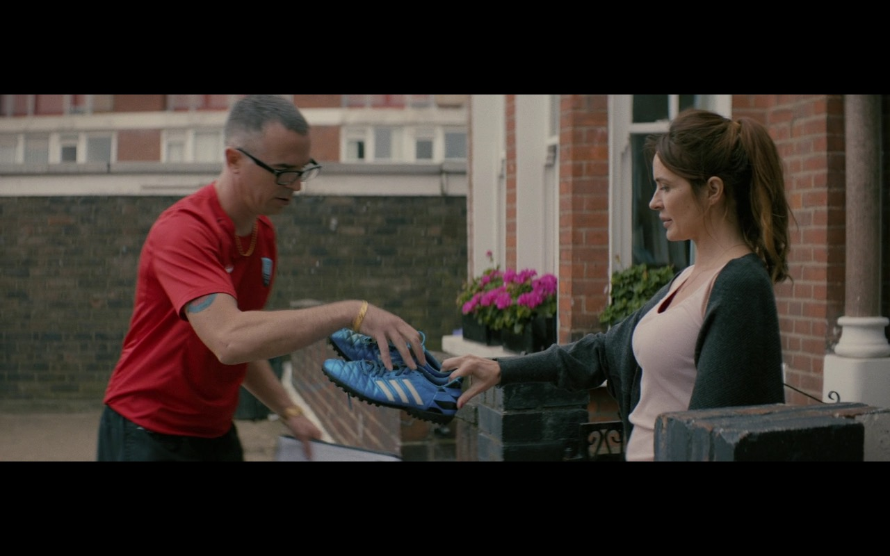 Adidas Soccer Boots - 100 Streets (2016) Movie Product Placement