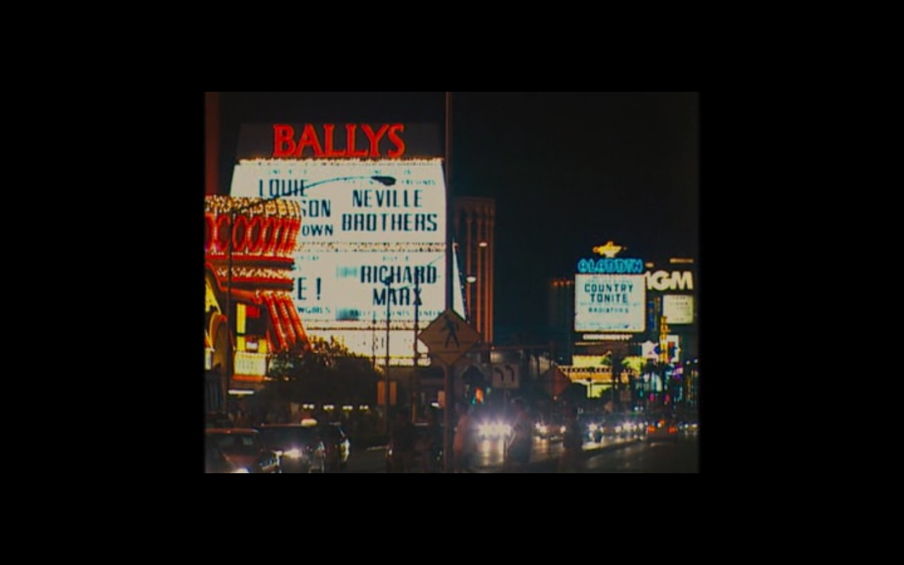 Bally's Las Vegas Hotel & Casino – Bleed for This (2016) Movie Product Placement