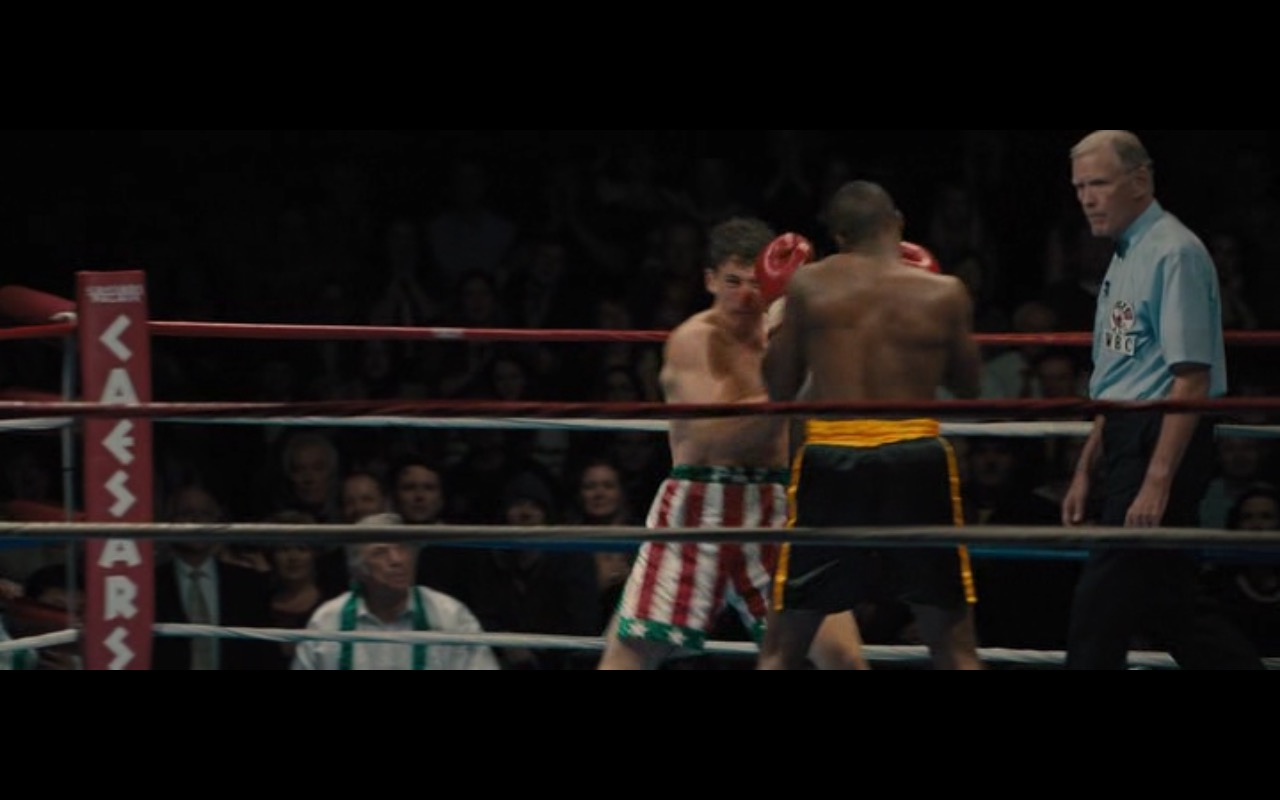Caesars Palace – Bleed for This (2016) Movie Product Placement