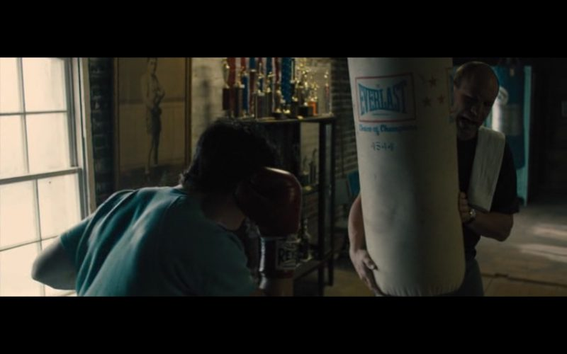 Everlast Heavy Bag – Bleed for This (2016) Movie Product Placement