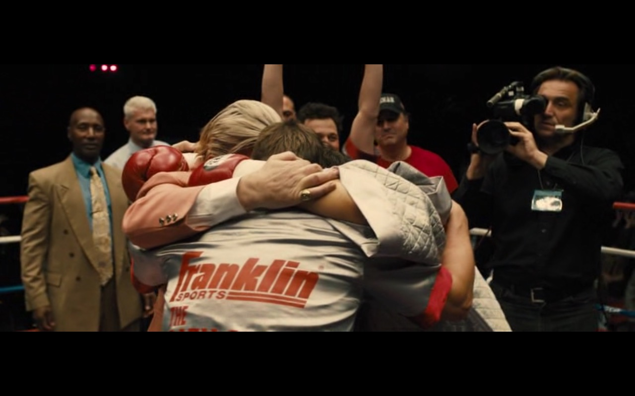 Franklin Sports – Bleed for This (2016) Movie Product Placement
